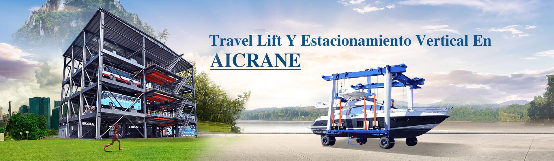 AICRANE Estacionamiento Vertival Y Travel Lift Siempre Tienen Rendimeinto Estable