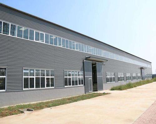 Ofrecemos Diversos Tipos De Estructura Metálica Nave Industrial