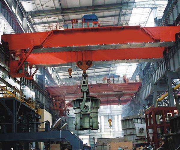 Grúa Vijaera Metalurgia, Alta Calidad, Gran Capacidad