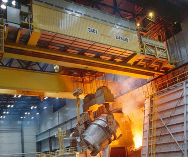 Puente Grúa Metalurgia Con Mejor Calidad En Venta