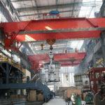 Grúa Viajera Metalurgia